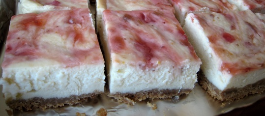 Marmor-Cheesecake