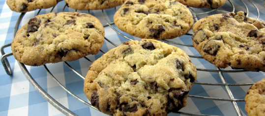 Chocolate Chip Cookies - Profiversion