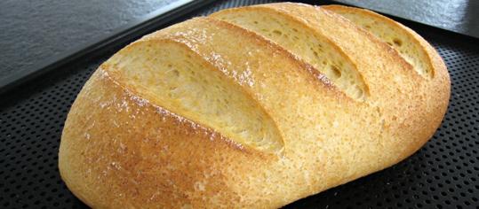 Polenta-Brot